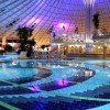 The indoor thermal pool of the Ahr Thermen Bad Neuenahr is like a dream not only visually