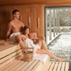 Pure relaxation in the sauna