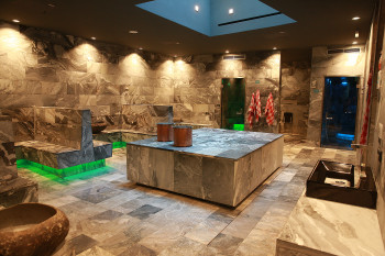 There is also a hamam in the Kärnten Therme.