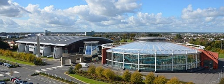 National Aquatic Centre is a blast for the whole family.