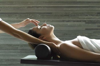 Soothing massages at Premia Spa