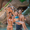 The indoor park of the water world Rulantica extends over 32,600 square meters.