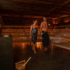 The Hyggedal sauna area is a new offer explicitly for those seeking peace and quiet.