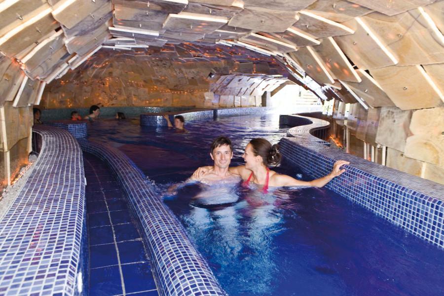 Salzkammergut Thermal Spa Bad Ischl Spa Wellness