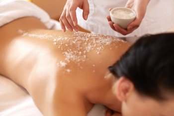 Enjoy the soothing effects of a massage.