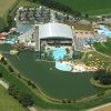 Aerial view of Therme Bad Wörishofen