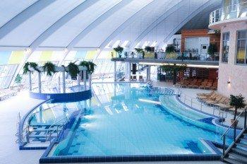 Enjoy the pool area.