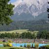 Alpenschwimmbad Wattens - Bergwelt