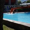 Alpenschwimmbad Wattens - Wasserrutsche