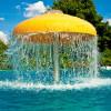 Das Freibad sorgt im Sommer für eine Erfrischung an heißen Tagen.