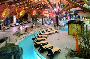 Tauche ein in das indonesiche Inselparadies der Bali Therme!