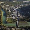 Die malerische Landschaft rund um Banff