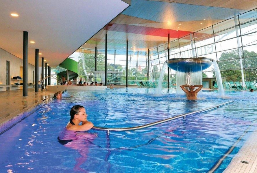 Bodensee Therme In Konstanz Schwimmen Wellness