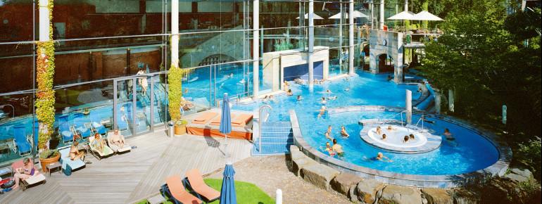 Claudius Therme Koln Schwimmen Wellness