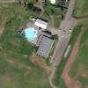 Das Schwimmbad befindet sich im Sportzentrum des Ortes Dalvík.