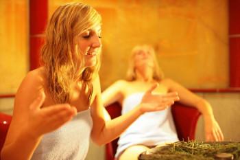 Wohlfühlerlebis pur in der Saunalandschaft