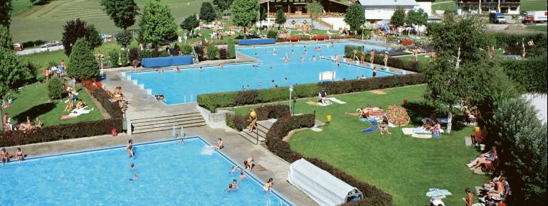 Freischwimmbad Westendorf