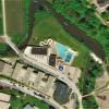 Das Bad befindet direkt am Fluss Zwettl.
