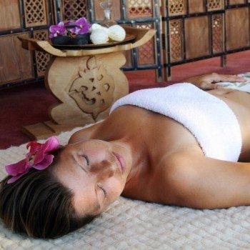 Entspannen im Wellnessbereich des Actinons