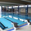 Die Schwimmerbecken im Hallenbad Furth im Wald