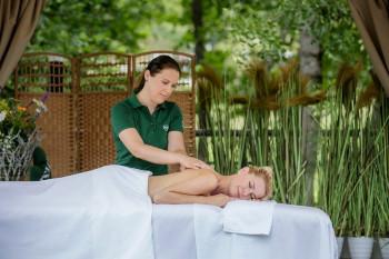 In der TSM-Gesundheitsoase warten verschiedenste Massage- und Kosmetikbehandlungen.