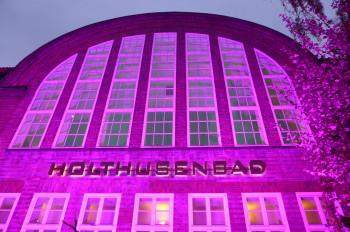 Das Holthusenbad befindet sich im Hamburger Stadtteil Eppendorf.