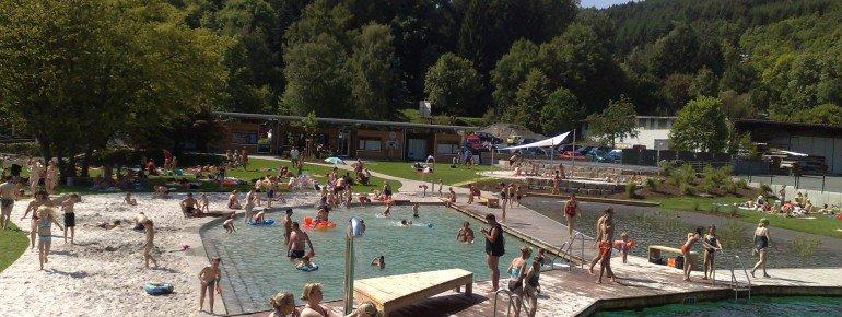 Naturfreibad in Hallenberg