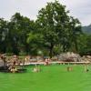 Mit viel frischer Luft und herrlicher Bergkulisse - Bad Hindelang´s Natur- und Moorbäder!