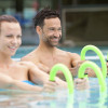 Aktiveinheiten, wie Aqua Smoovey, im Thermalwasser