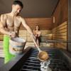 Entspannen bei der Bad Radkersburger Sauna-Zeremonie