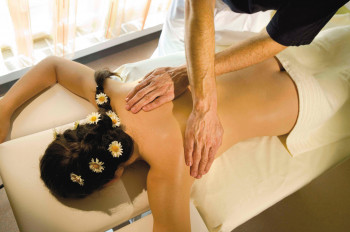 Die Sisi-Massage hätte sicher auch die Kaiserin damals gerne genossen.