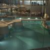 So soll der Indoor-Poolbereich der Silvretta Therme aussehen.