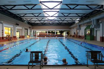 Das Schwimmerbecken