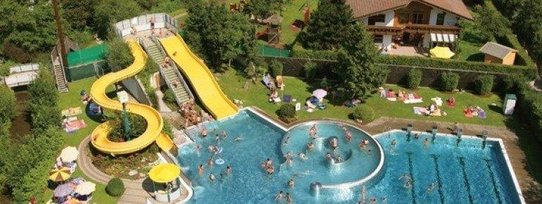 Badewelt der Sommerwelt Hippach
