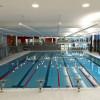Im Sportbecken können Schwimmer ihre Bahnen ziehen.