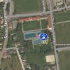 Das Stadionbad liegt direkt neben den weiteren Sportanlagen.