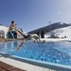 Das Thermalwasser ist gut für Nerven und Muskeln.