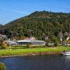 Toskana Therme Bad Schandau Uferaufnahme