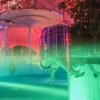 In der Toskana Therme trifft Wasser auf Licht und Klang