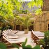 Ruhe und Entspannung findest du am Angkor Wat Tempel