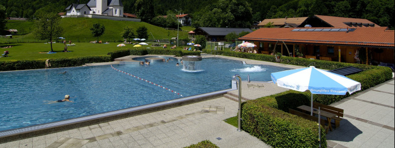 Kreuther Freibad