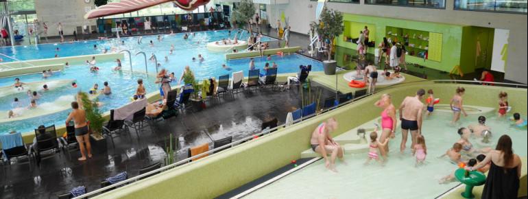In der Wasserwelt Braunschweig kannst du individuellen Badespaß mit der ganzen Familie erleben.