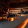 Der Ruhe- und Saunabereich Hyggedal erstreckt sich über 1.000 Quadratmeter.