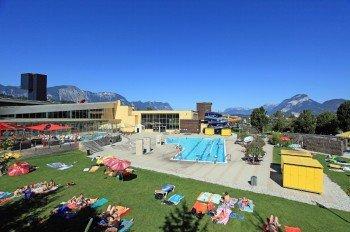 Sonnenbaden inmitten der Kitzbüheler Alpen