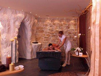 Massage in stilvoller Umgebung
