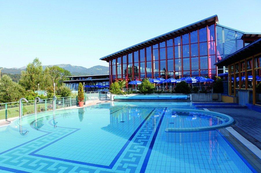 Bilder wonnemar sonthofen in sonthofen fotos impressionen for Sonthofen schwimmbad