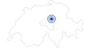 Badesee/Strand Lauerzersee in Schwyz: Position auf der Karte