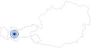 Badesee/Strand Pitz Park Wenns im Pitztal im Pitztal: Position auf der Karte