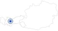 Badesee/Strand Piburger See Ötztal: Position auf der Karte