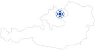 Badesee/Strand Pleschinger See bei Linz in Donau Oberösterreich: Position auf der Karte